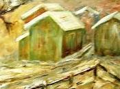 Neve paesi della Valgrande (raccontata quadri Casalini Alberto).