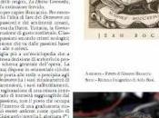 """Speciale Boccaccio: """"Decameron"""" Giovanni Boccaccio Aldo Busi"""