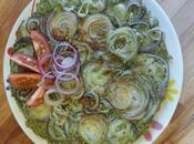 Frittata cipolla tropea basilico