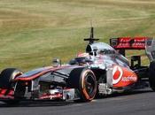 Test Rookie, Magnussen McLaren veloce