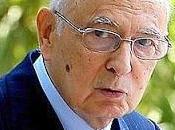 loro insaputa Letta Alfano), Napolitano lancia presidenzialismo