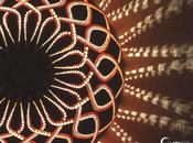 Suggestivi patterns nelle lampade scolpite zucche przemek kraczynski