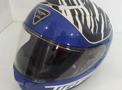 "Shoei GT-Air ""Triumph Tiger"" 2013 Jota Designs Aerografia"