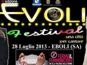 Linda ospite onore alla seconda edizione dell' Evoli Festival