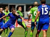 Seattle Sounders-Colorado Rapids 1-1, video highlights