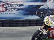 MotoGP: Qualifica Laguna Seca Pole Bradl, Marquez scivola. Prima fila tutta Honda.