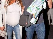 Penelope Cruz pregnant pronta esplodere: foto