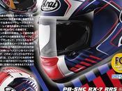 "Arai RX-GP Replica ""Rea ""Aoyama 2013"