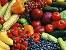 Frutta verdura allungano vita