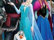 """prossimo numero della rivista Disney sarà """"Frozen regno ghiaccio"""""""