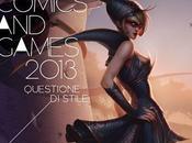 """Presentato Lucca Comics Games 2013: """"Questione stile"""" Moda moda"""