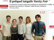 Vanity Fair lancia prima series italiana