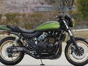 Kawasaki Zephyr 1100 Shabon Dama