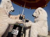 Avvistati orsi polari sulla spiaggia Ostia