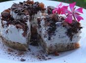 Cheesecake cocco uvetta