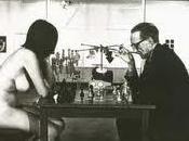 Luglio: Marcel Duchamp, pittura scacchi arte