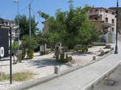 piccolo giardino pubblico Oliena