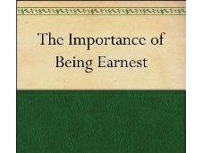 Importance Being Earnest (L'importanza Essere Onesto)
