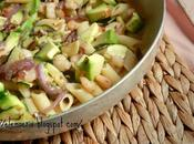 Cooking corner Penne kamut tropea, zucchine, avocado gamberi