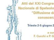 line Atti Congresso Nazionale Speleologia Trieste Giugno 2011