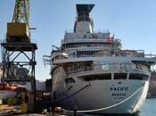 Pacific addio. nave Love Boat Genova alla Turchia essere demolita