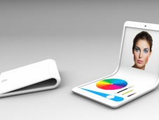 iFlex, concept smartphone flessibile