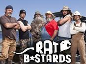 "oggi ogni giovedì alle DMAX (can. DTT) ""RAT B*STARDS Cacciatori Topi"""