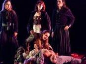 """Teatri Pietra"""", Mothia scena """"Caligola"""""""