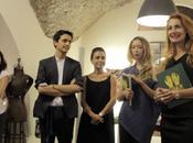 italian theory Azzurra Gronchi protagonisti della serata evento Concept Animalier durante AltaRoma