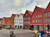 diretta Magnifica: scalo Bergen, Norvegia