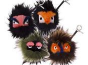 Fendi Monster charms….