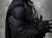 Steel Batman quarantenne volto Josh Brolin