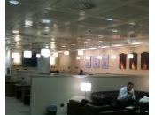 Aeroporto Malpensa arte Spazio Tadini: Fernando Filippi Alessandro Docci mostra