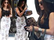 Star Style Vanessa Hudgens boho style anti