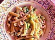 Caserecce gamberetti zucchine