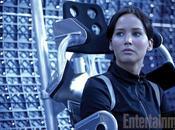 Jennifer Lawrence Katniss Everdeen nella nuova immagine tratta Hunger Games: Ragazza Fuoco