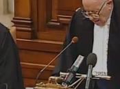 presidente Antonio Esposito azzannato media padronali aver detto tribunale Milano pubblicato. Cosa lauto stipendio!