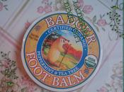 Badger balm Foot