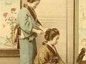 Sensuali ispirazioni Giappone Ottocentesco