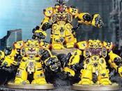 Nuovi Space Marine: Centurioni Magli Imperiali