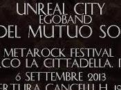 UNREAL CITY METAROCK Pisa
