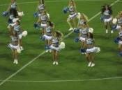 [VIDEO] Napoli, trovata: ecco cheerleaders all'intervallo!
