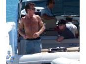 Sean Penn super tonico Ibiza modella Cristina Piaget (foto)