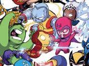 grandi parodie Marvel
