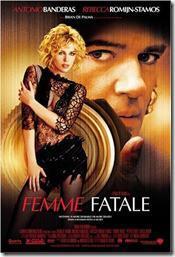 Femme fatale Brian Palma
