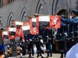 Palio Siena Agosto 2013, dalla Piazza Campo diretta