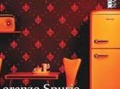cucina arancione Lorenzo Spurio
