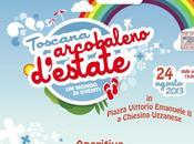 Agosto. eventi piazza Chiesina Uzzanese.