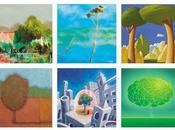 """Natura"""": rassegna pittura Museo Stanze della Memoria' Barga"""