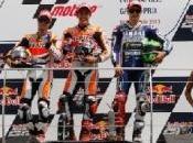 Nuovo successo Marquez, Rossi rimonta